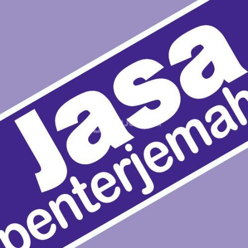 Jasa Penerjemah English